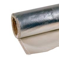 Стеклоармированная ткань, ламинированная алюминиевой фольгой ТУТ ALF