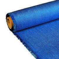 Стеклоткань высокотемпературная с увеличенной термостойкостью ТУТ – стекловолокно, синяя