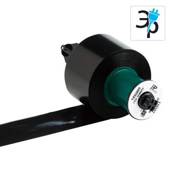 Красящая лента MK10-RB-40300-DR для принтеров Partex MK10 - черная, 300м