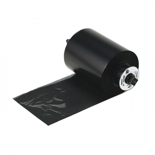 Красящая лента MK10-RB-AXR8-55 для принтеров Partex MK10 - черная, 360м