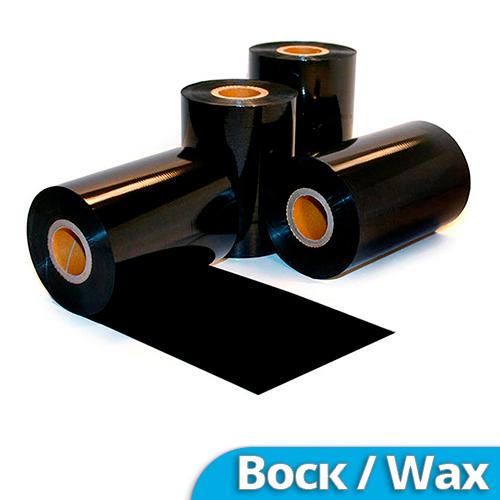 Термотрансферная лента - (Воск / Wax) - Премиум