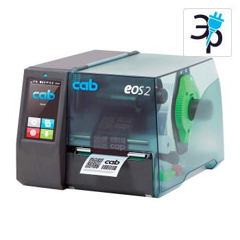 Принтер термотрансферный Cab EOS2 начального класса для маркировки