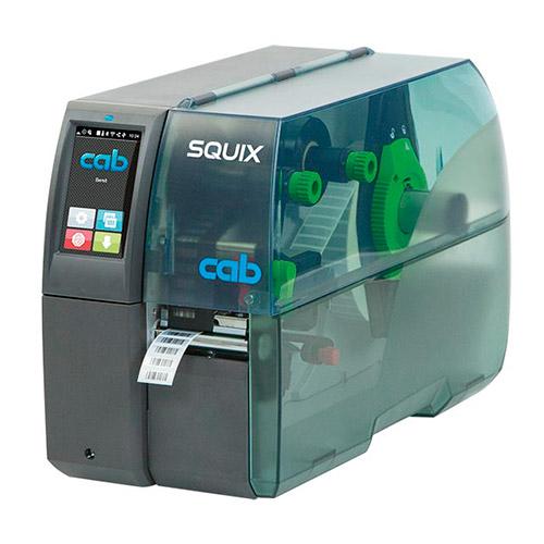 Термотрансферный принтер CAB SQUIX 2 для печати этикеток