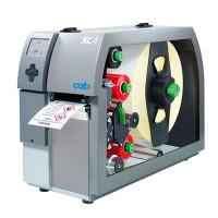 Термотрансферный принтер CAB XC4 для двухцветной печати этикеток