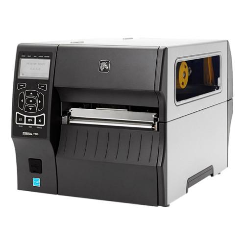 Промышленный термотрансферный принтер Zebra ZT420