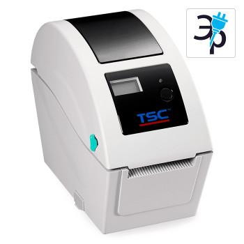 Термопринтер этикеток TSC TDP-225 – Ethernet, USB Host