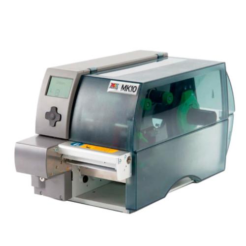 Термотрансферный принтер Partex MK10 с перфоратором
