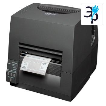 Термотрансферный принтер штрих-кода Citizen CL-S631 II