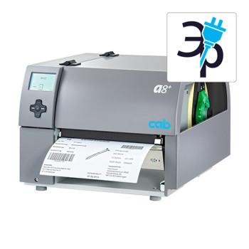 Термотрансферный принтер CAB A8+ для печати этикеток