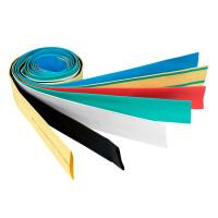 Набор термоусадочных трубок EKF PROxima (10/5, 12/6, 16/8, 20/10, 25/12.5, 30/15, 40/20) – 1м