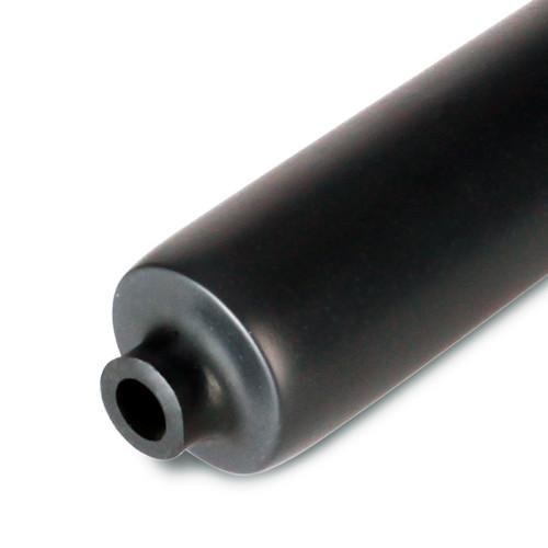 Среднестенные термоусадочные трубки с клеевым слоем КВТ СТТК – полиолефин, 3:1