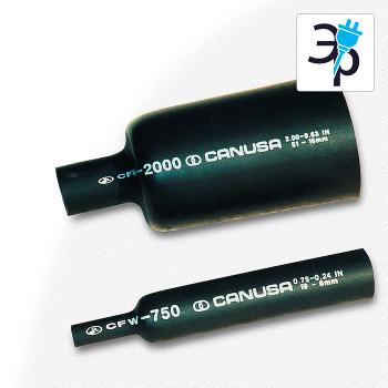 Термоусадочная трубка с клеевым слоем Canusa CFW D – толстостенная