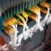 Термоусадочные маркеры Deray DMS MT – полиолефин, 50мм