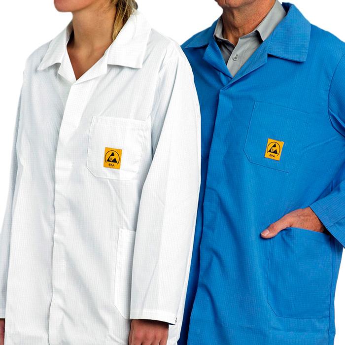 Защитные ESD-халаты