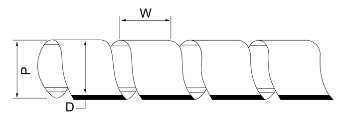 Схема размеров