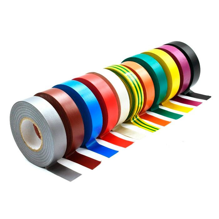 Цветная ПВХ-лента