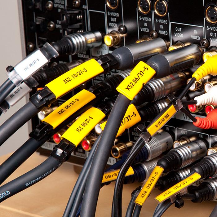 Маркировка кабеля и проводов