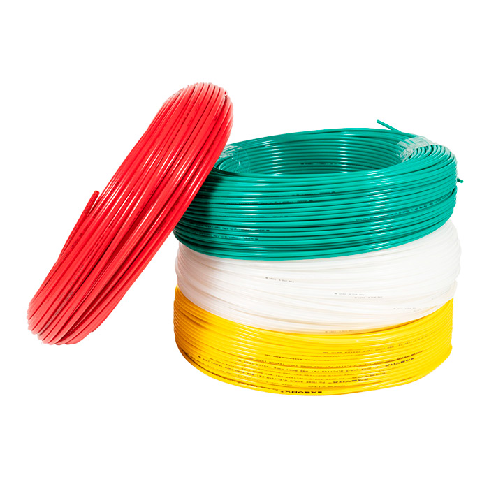 Цветная ПВХ-трубка для печати
