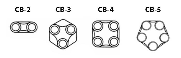 Доступные модификации Raychman TCT CB