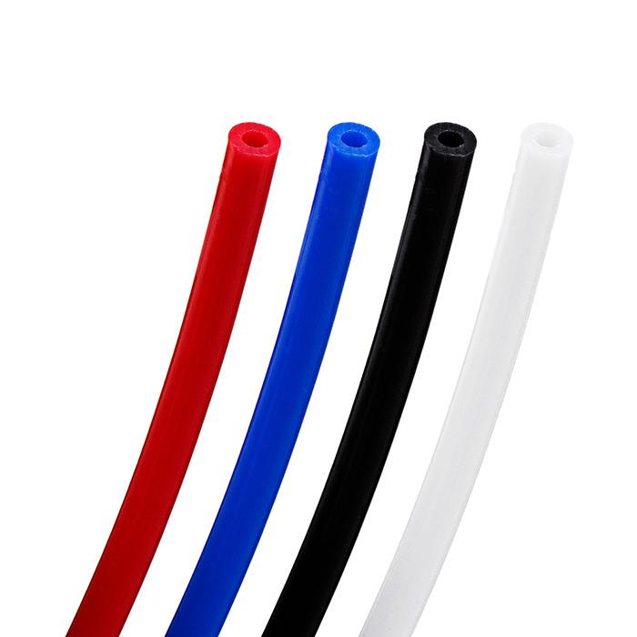 Цветная пластиковая трубка