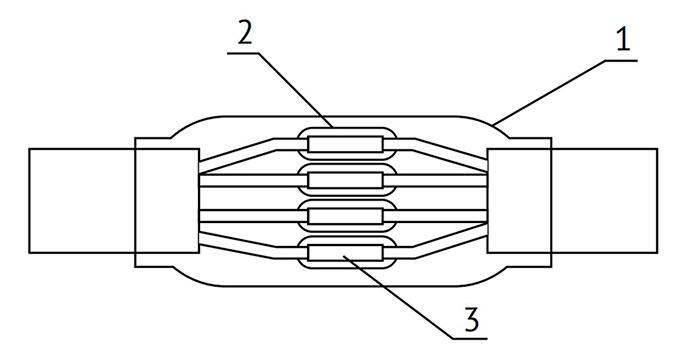 Конструкция муфты Unipump