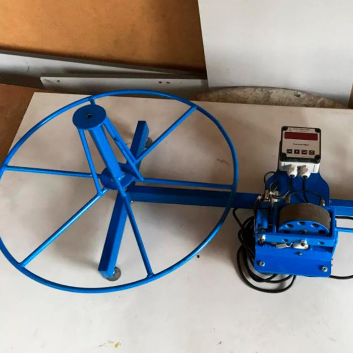 Механический блок протяжки кабеля
