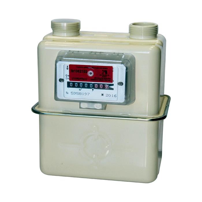 Пломба-наклейка на газовый счетчик