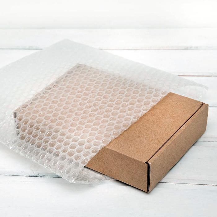Антистатическая пузырчатая упаковка