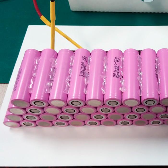 Сборка аккумуляторной батареи