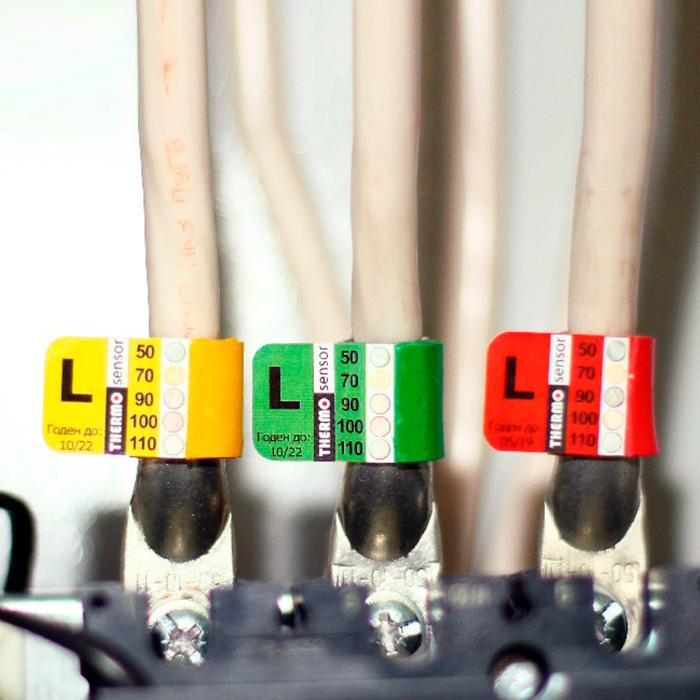 Применение газовыделяющих наклеек
