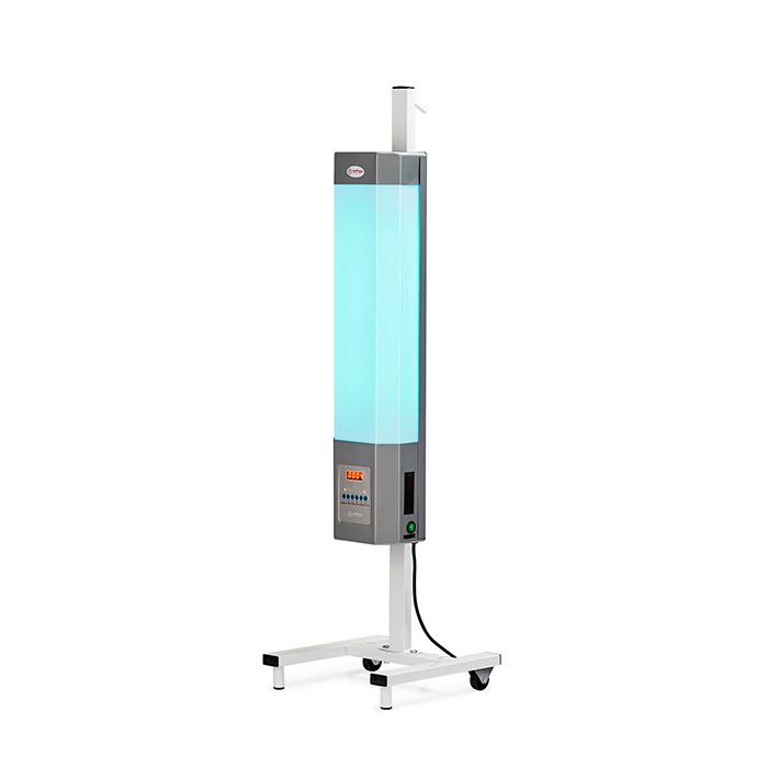 Мобильная бактерицидная лампа