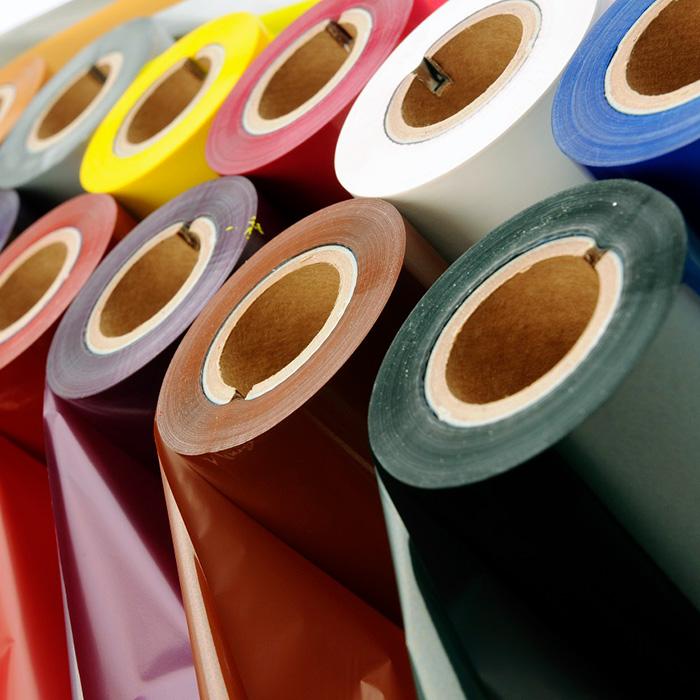 Цветные красящие ленты (риббоны)