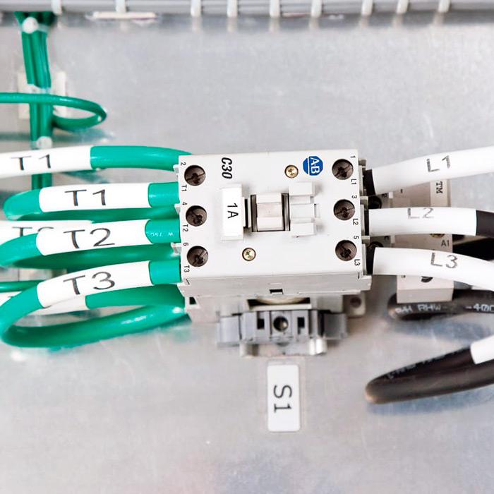 Идентификация кабеля